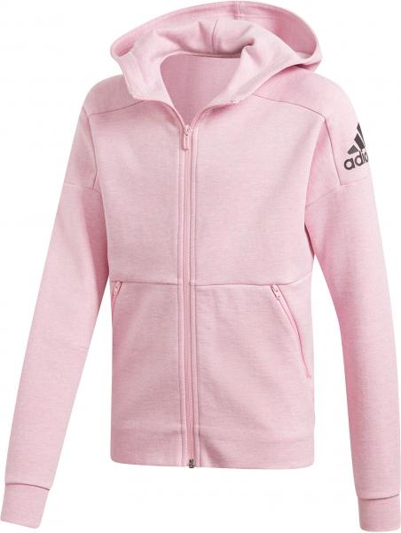 ADIDAS Mädchen Trainingsjacke \ID Stadium Hooded\
