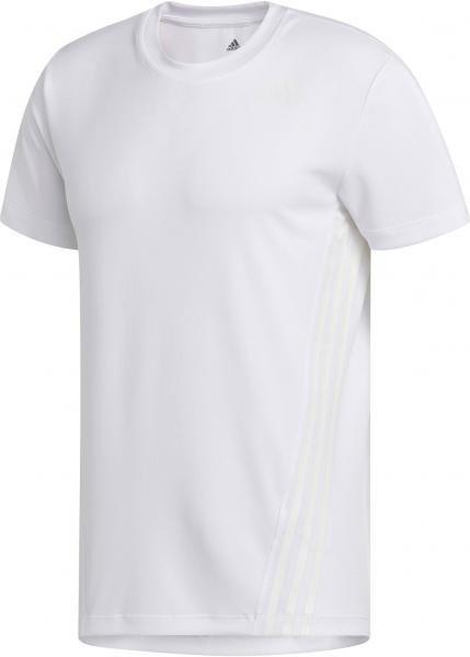 ADIDAS Herren Trainingsshirt \Aeroready 3S Tee\