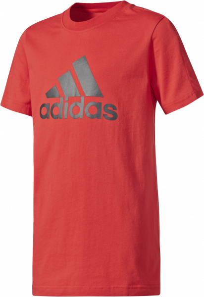 ADIDAS Kinder T-Shirt YB Logo