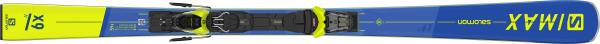 SALOMON Alpinski Set S/MAX X9 Ti (and M11)