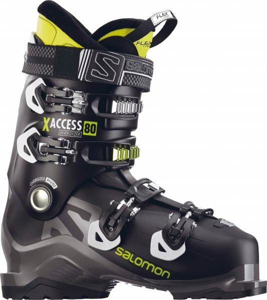 SALOMON Herren Skischuhe X ACCESS 80 Bk/Anthra