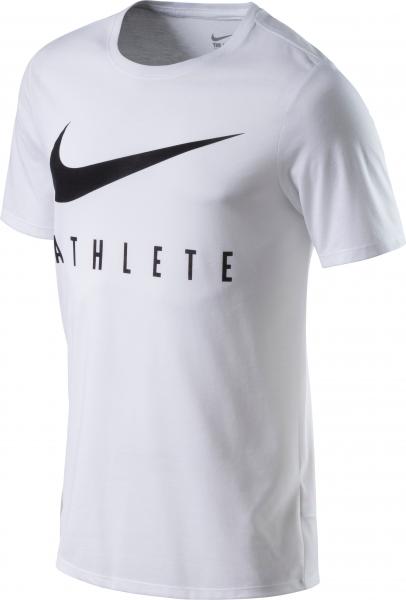 NIKE Running - Textil - T-Shirts Dri-FIT Swoosh T-Shirt Running