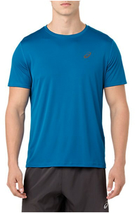 ASICS Running - Textil - T-Shirts Silver T-Shirt Running
