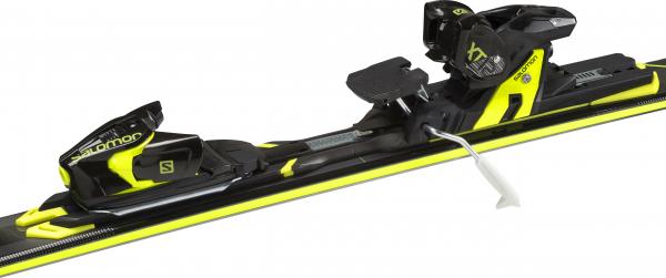 SALOMON Herren All-Mountain Skiset X-Max X9 Ti + M XT12