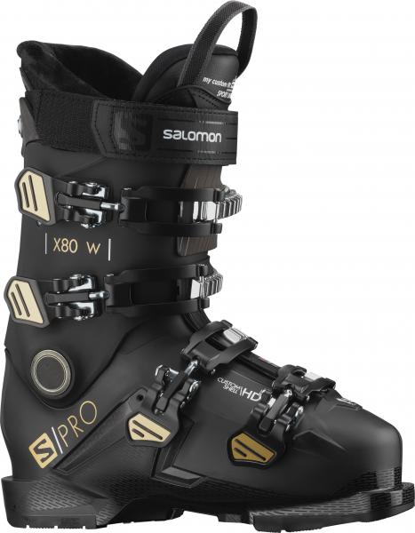 SALOMON Damen Skischuhe S/PRO X80 W CS GW