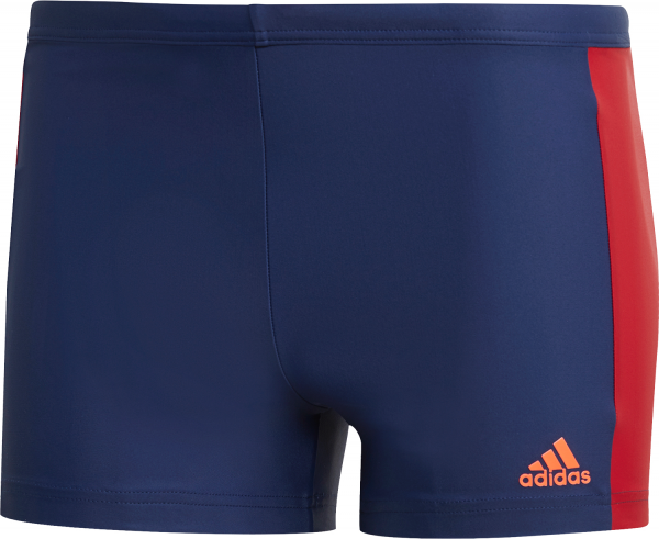adidas Herren Fitness Three-Second Boxer-Badehose
