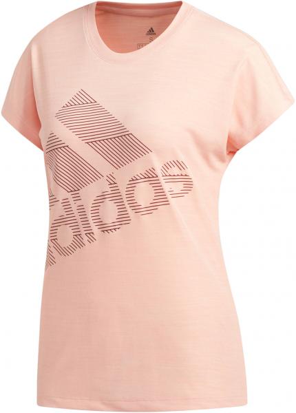 ADIDAS Damen Fitness-Shirt Logo Tee
