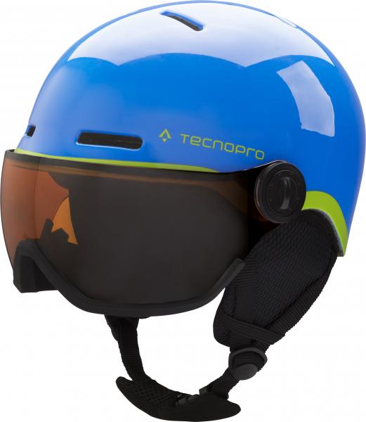 TECNOPRO Kinder Helm Titan JR YJ-52
