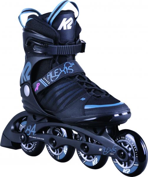 "K2 Damen Inlineskates ""Alexis 84 Speed Alu"""