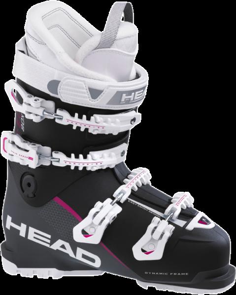 HEAD Damen Skistiefel VECTOR EVO 90 X W BLACK ANTHRACITE