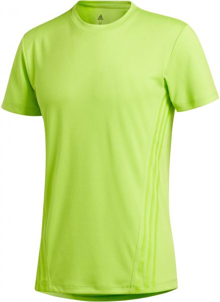 ADIDAS Herren T-Shirt \Aero 3 S Tee\