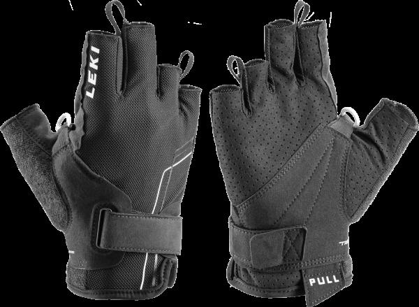LEKI Herren Handschuhe Nordic Breeze Shark Short