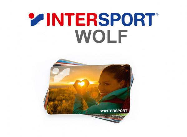 Intersport Wolf Gutschein
