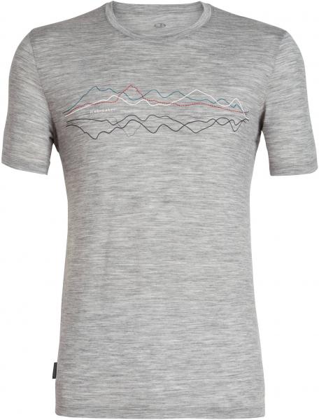 ICEBREAKER Herren T-Shirt \Tech Lite Short Sleeve Crewe\