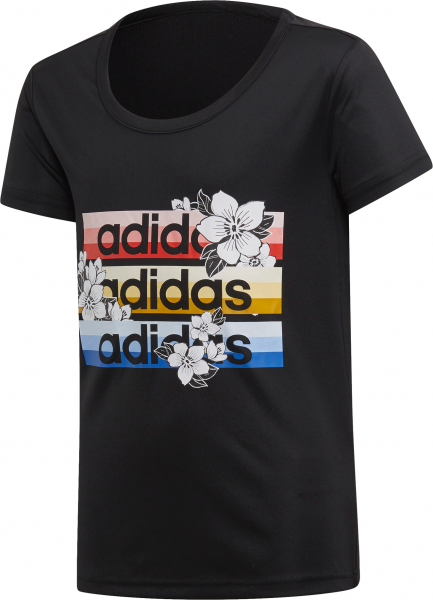 ADIDAS Kinder T-Shirt FARM Rio Cardio