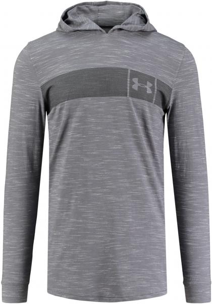 UNDERARMOUR Herren Fitness-Shirt Langarm