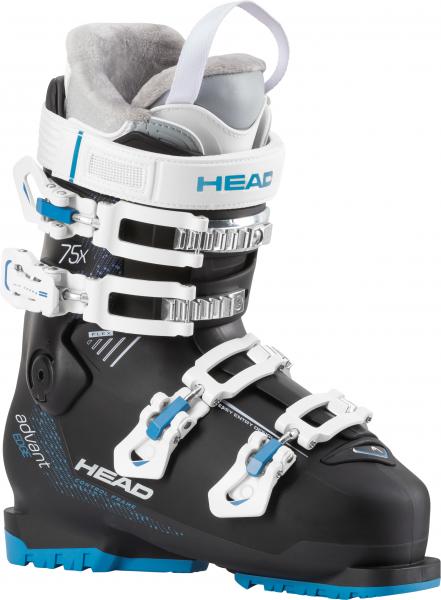 HEAD Damen Skistiefel ADVANT EDGE 75X W BLACK ANTH