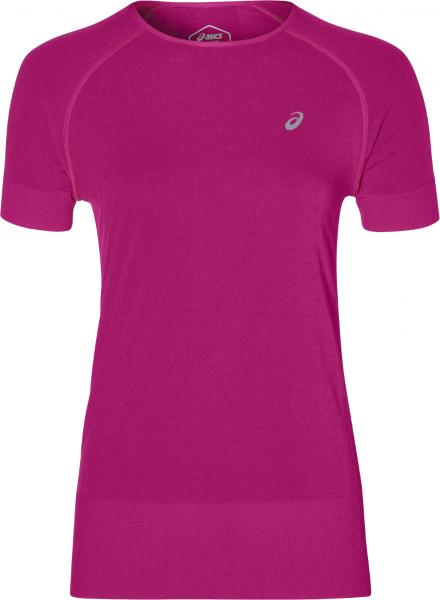 """ASICS Damen Laufshirt """"Seamless Texture"""" Kurzarm"""