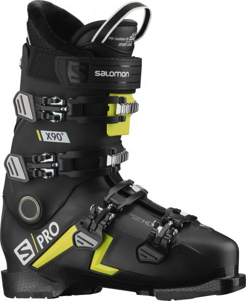 SALOMON Herren Skischuhe S/PRO X90+ CS GW