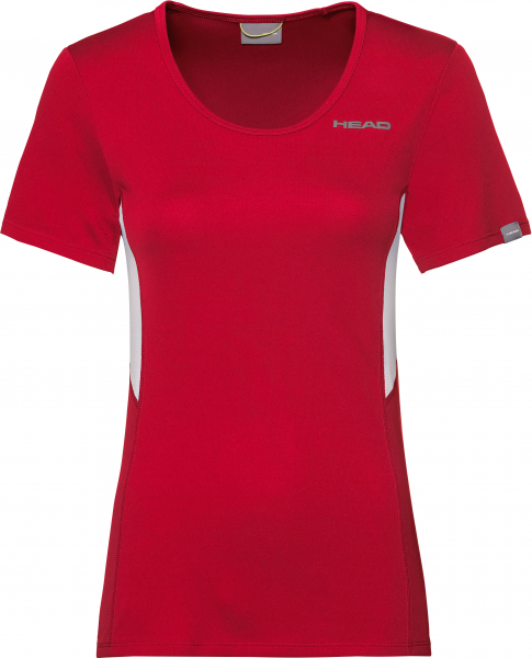HEAD Damen T-Shirt CLUB Tech T-Shirt W