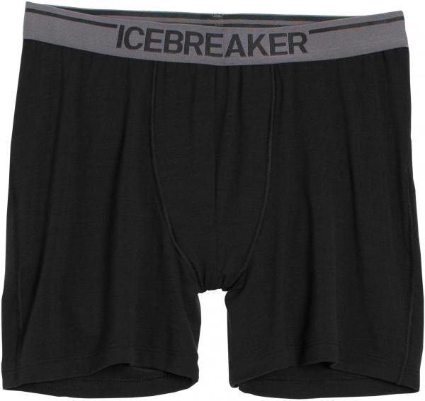 ICEBREAKER Herren Funktionsunterhose / Unterhose \Men´s Anatomica Boxers\