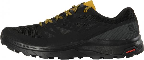 SALOMON Herren Bergsport Schuhe \Outline GTX\