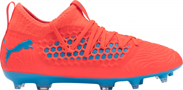 PUMA Fußball - Schuhe Kinder - Nocken FUTURE 19.3 NETFIT FG/AG Kids