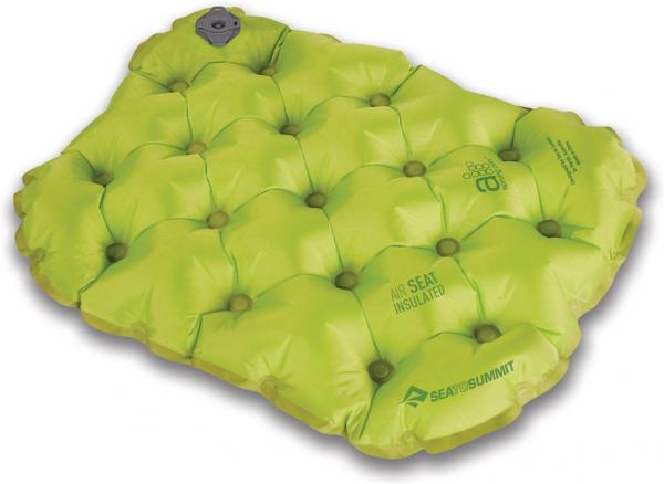 SEA TO SUMMIT Sitzkissen Air Seat Insulated Green