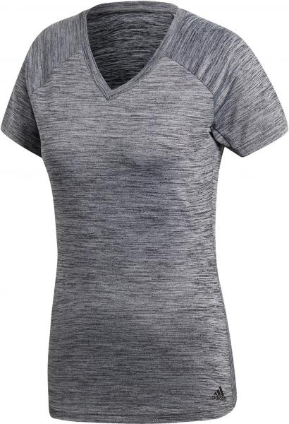 ADIDAS Damen Trainingsshirt FreeLift Tee Fitted