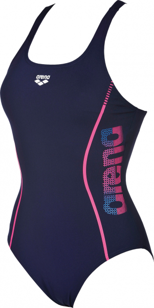 ARENA Damen Sport Badeanzug Resistor