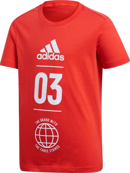 ADIDAS Kinder T-Shirt Sport ID