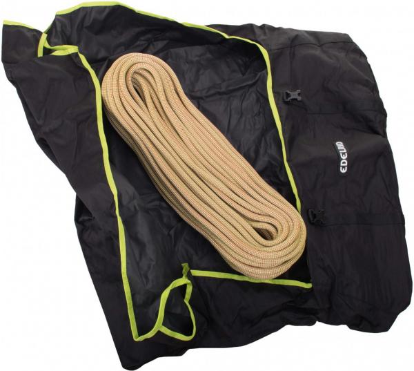 EDELRID Einfachseil \Boa 9,8 mm\ mit Seilsack \Liner\
