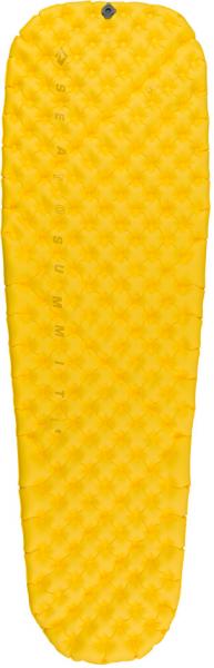 SEA TO SUMMIT Luftmatratze UltraLight Air Mat Large Yellow