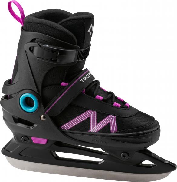 TECNOPRO Kinder Eishockeyschuhe Flash Adj. Jr. Girl 2.0