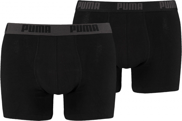 PUMA Herren Retropants Basic Boxer 2er Pack