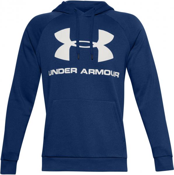 UNDERARMOUR Herren Sweatshirt \Rival Fleece Sportstyle Logo Hoodie\