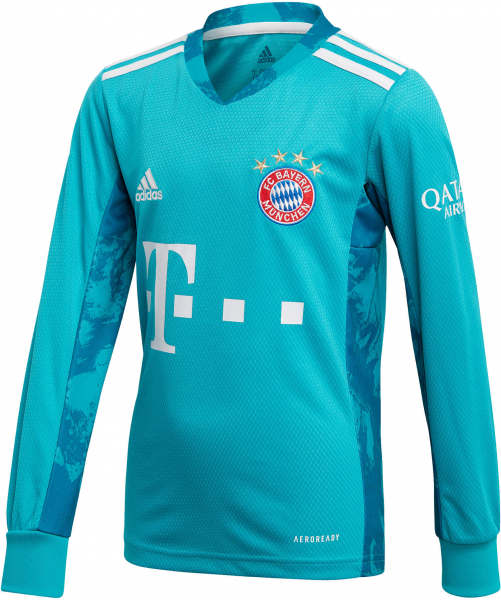 ADIDAS Kinder Torwarttrikot \FC Bayern München Home Saison 2020/2021\ Replica