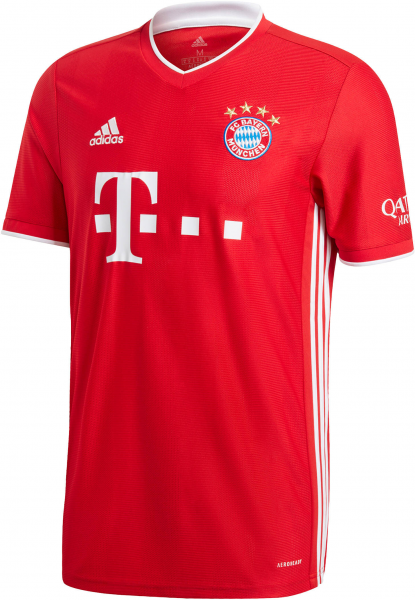 ADIDAS Kinder Fußballtrikot \FC Bayern Home Saison 2020/2021\ Replica