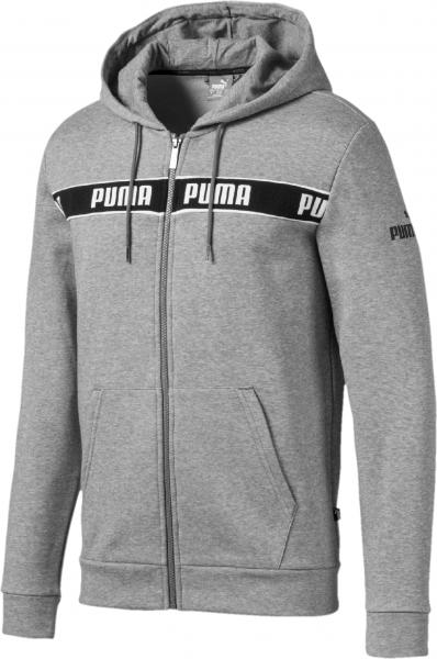 PUMA Herren Amplified Hooded Jacket FL