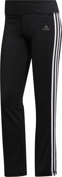 ADIDAS Damen Sporthose BRUSHED 3S PANT