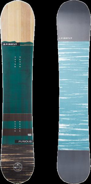 FIREFLY Snowboard Furious